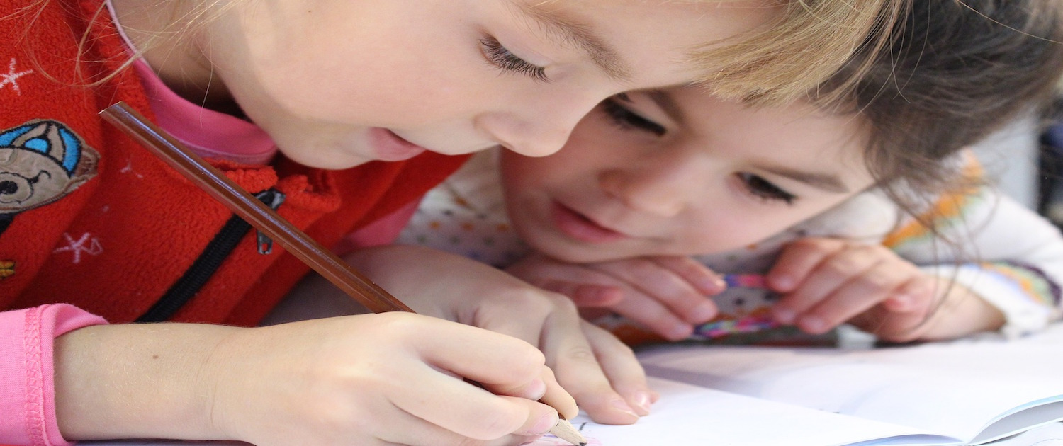 Mellow Parenting - Evaluation - children doing homework