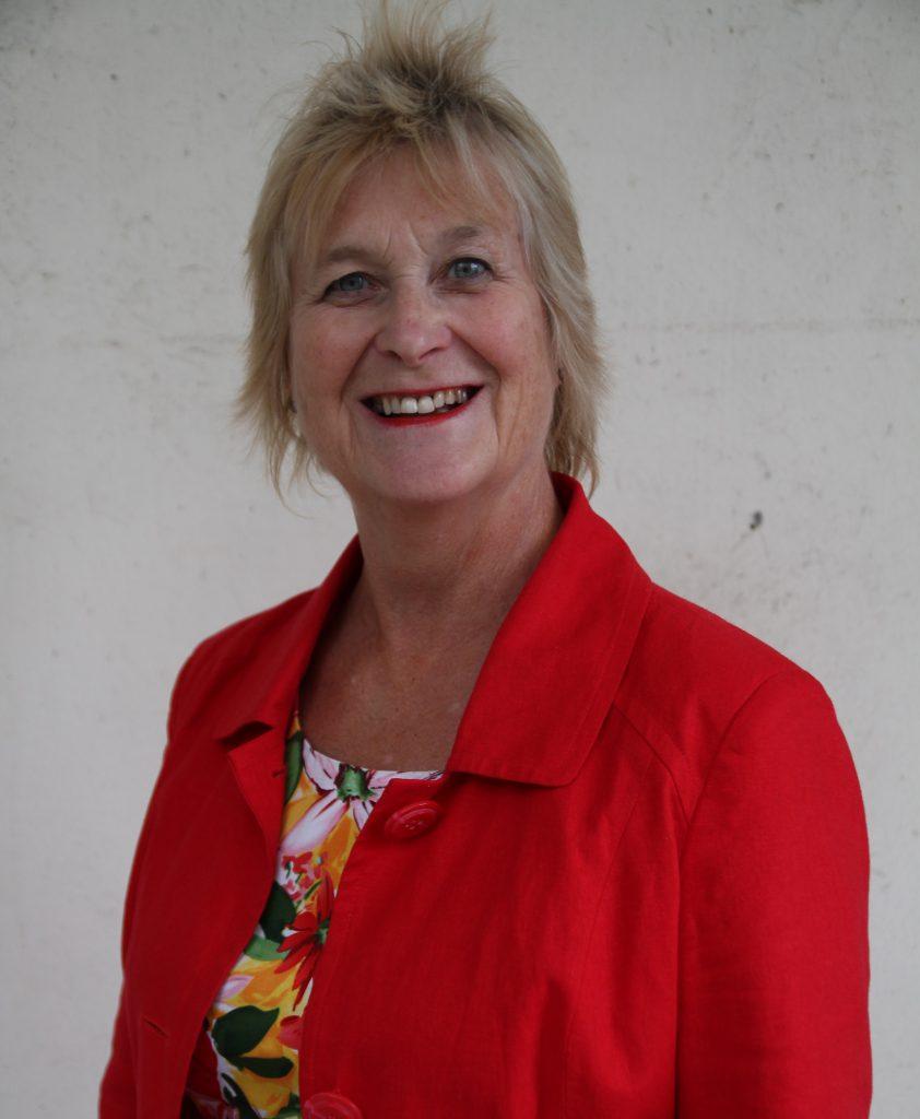 Dr Christine Puckering Image